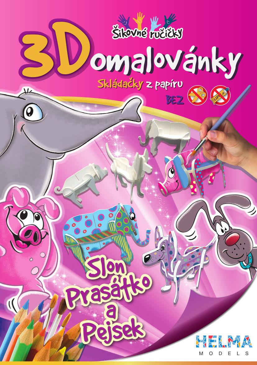 Slon, Prasátko a Pejsek