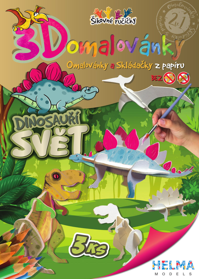 Dinosauří svět 2v1