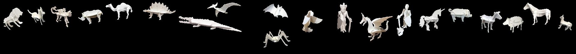 3Domalovánky nepomalované